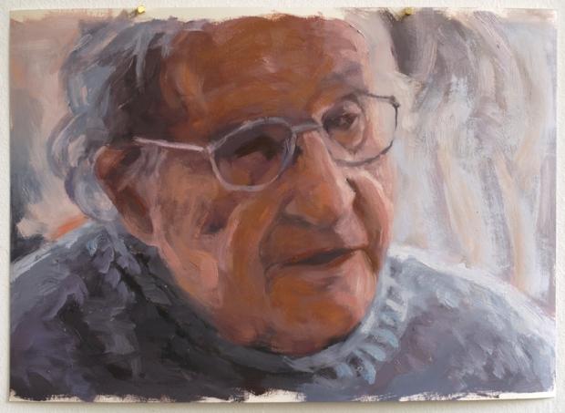 Noam Chomsky 2014