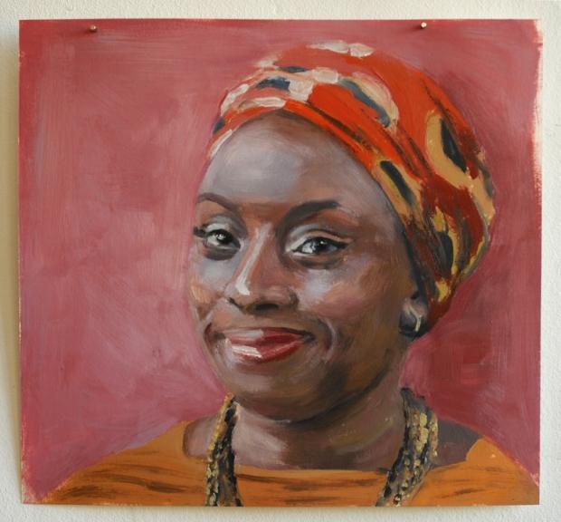 Chimamanda Adichie 2013