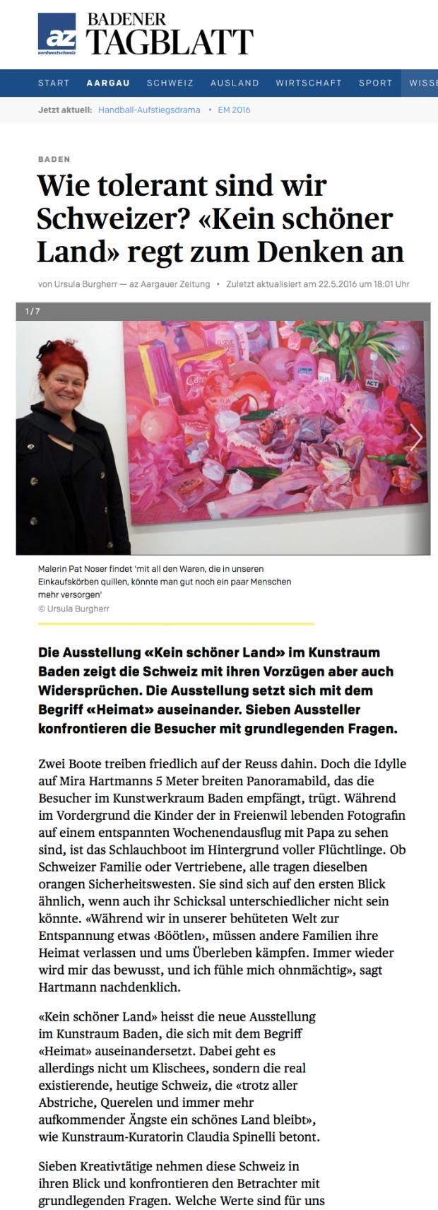 Baden badener Tagblatt