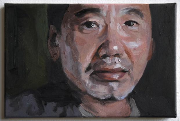 Haruki Murakami 2014