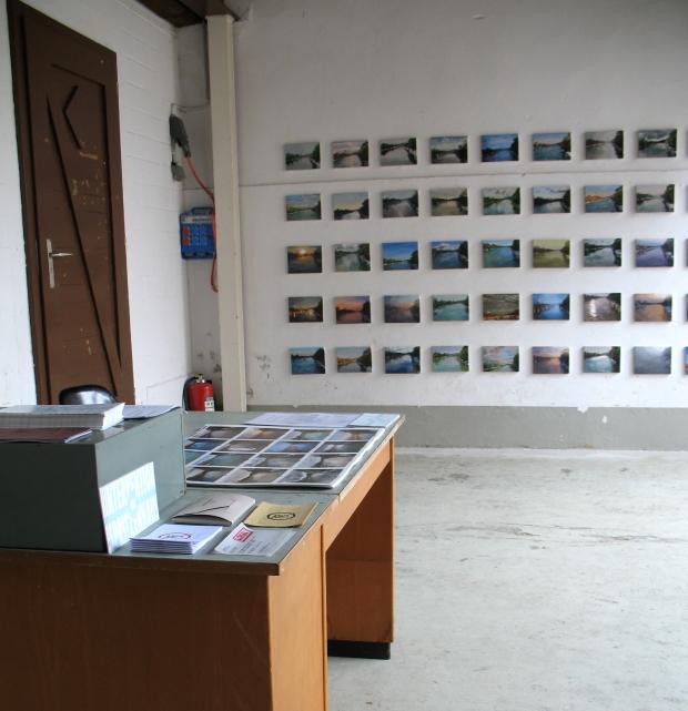 Inventar Aare, Intervention im Spritzenhaus Nidau, 2006