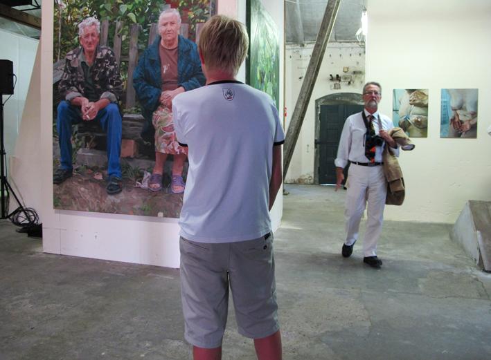 2014 ostrale Ausstellungsansichtm