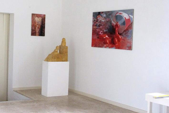 Ausstellung kd.kunst Wallhöfen3m