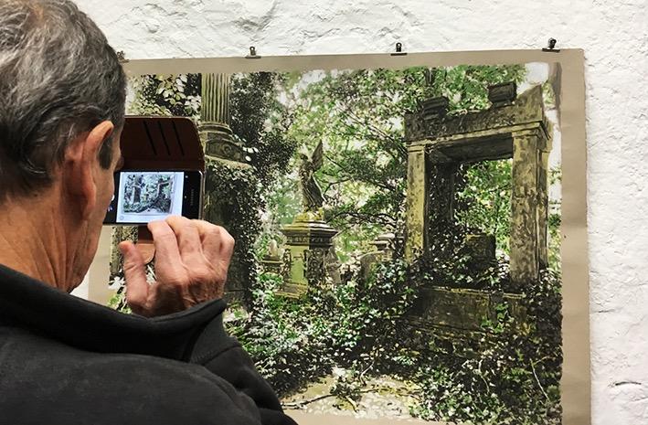 Mit Highgate Cemeterym